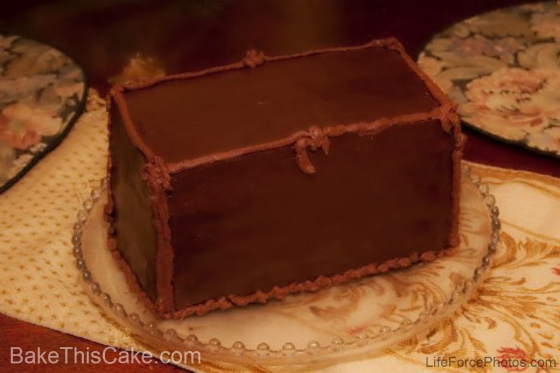 Princess Cake Cake Chocolate Mocha Torte overview slightly left LifeForcePhotos Bake This Cake