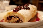 Cherry Hill Roulade photo by Christine Murphy