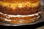 Italian Lovesong Cake side view