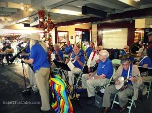 Jazz n Banjos Band Senior Citizens Band Bake This Cake