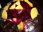 Homemade Molded Cranberry Sauce 2