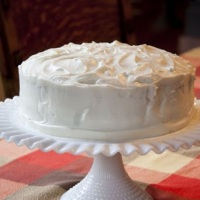 River House Whipped Cream Cake Recipe