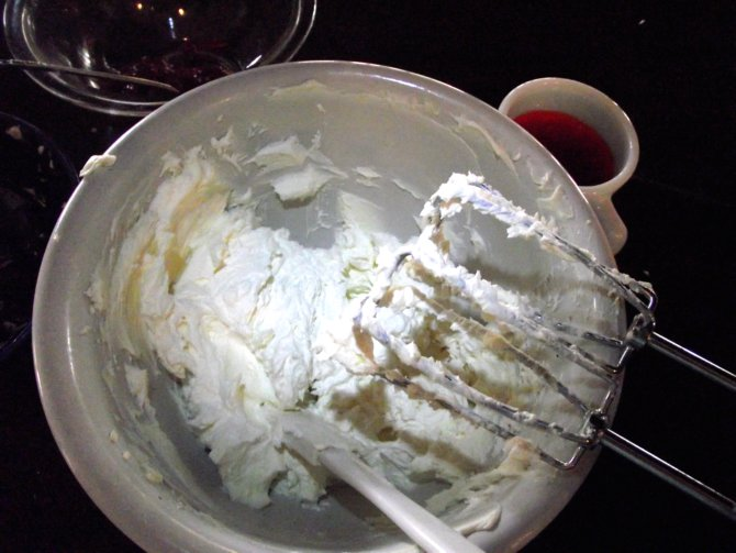 Whipped cream cheese for Cream Cheese Buttercream Frosting 2   Bake ...