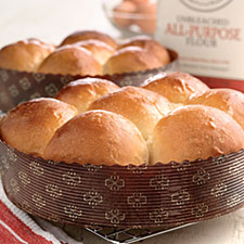 King Arthur Flour Bake and Give Round Pans - Set of 6