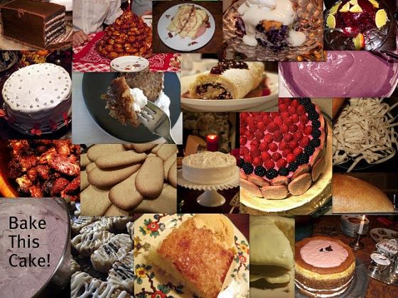 BakeThisCake recipes presented in the cake blog in 2011