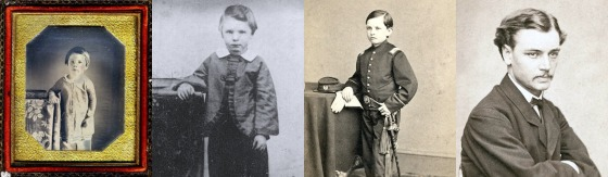 Abe and Mary Lincoln Family Sons Eddie Willie Tad Robert
