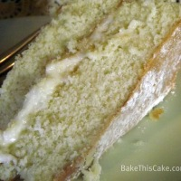 1963 Kansas Golden Buttermilk Cake Recipe - That Gets Better By The Day!