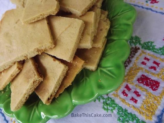 Fairy Gingerbread overhead Bake This Cake