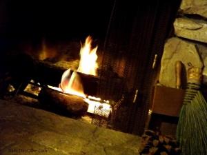 Fireplace BakeThisCake