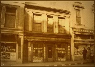 Giron's Confectioner's Shop in Lexington Kentucky