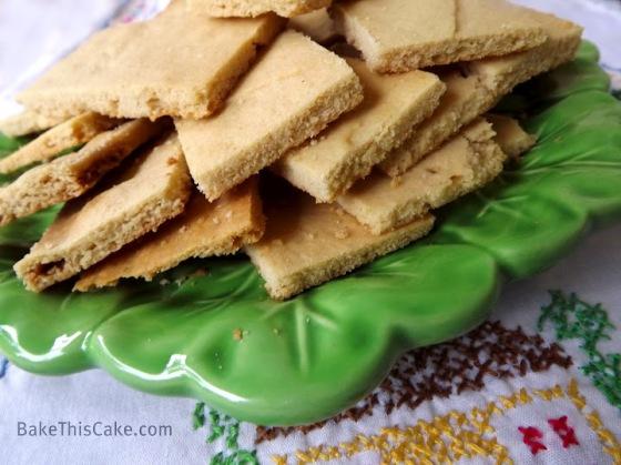 Platter of Fairy Gingerbread by BakeThisCake