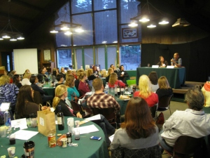 Camp Blogaway Lecture
