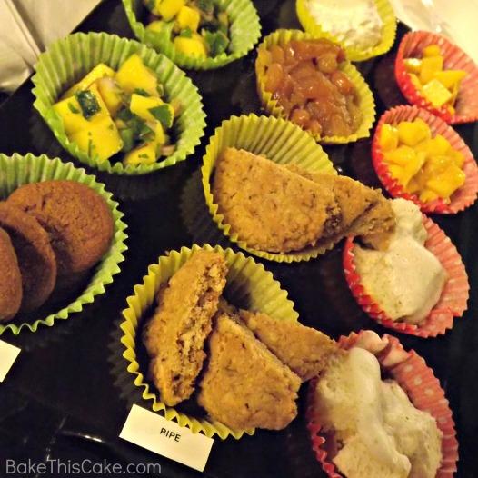 Mango Tasting Tray 2 National Mango Board BakeThisCake
