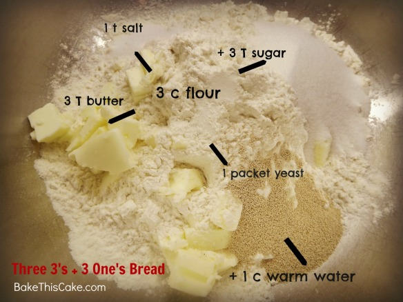 Wordless Homemade Yeast Bread Recipe Blog Photo-Graphic Bake This Cake