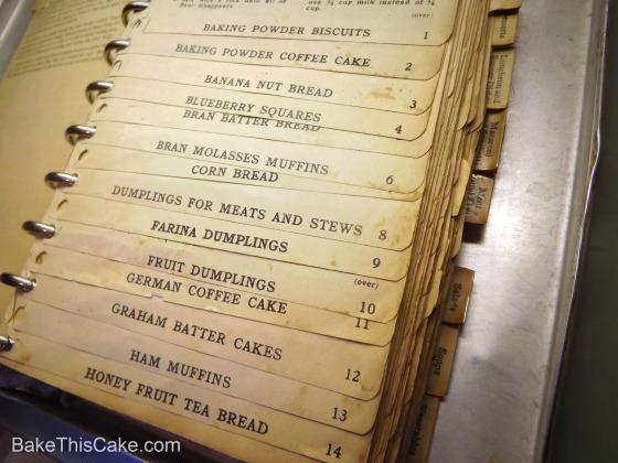 Pillsbury's 1933 Balanced Recipes 2 Cookbook Bake This Cake