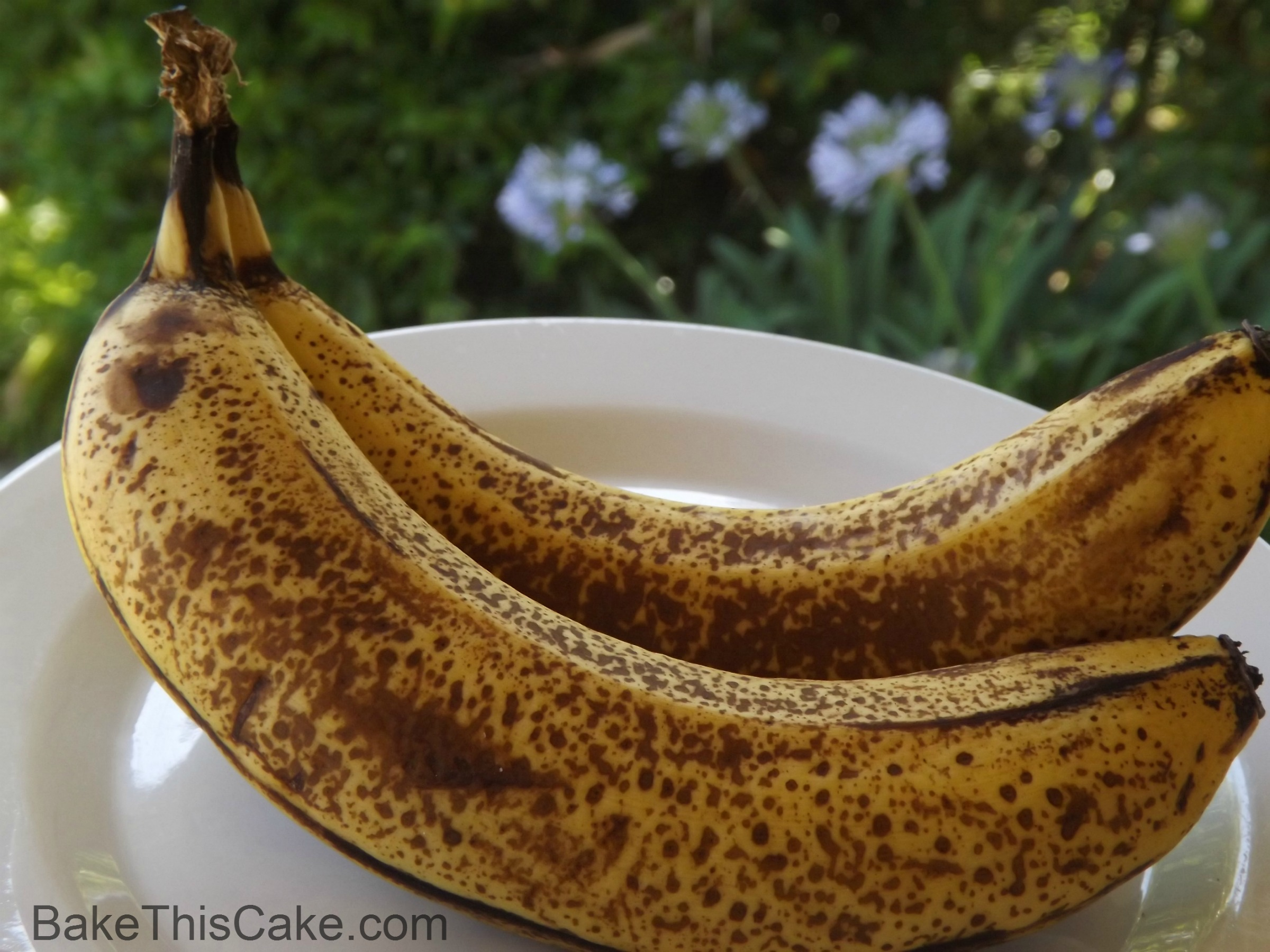 how to get a banana to ripen