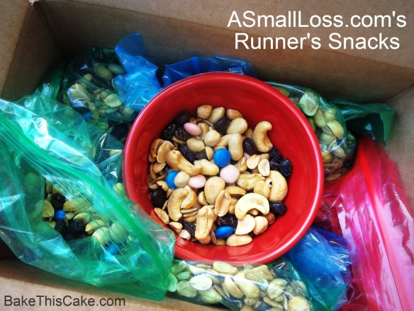 Runner's Snacks  by ASmallLoss BakeThisCake