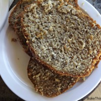 Old-fashioned Banana Nut Bread - Gifting from the Kitchen