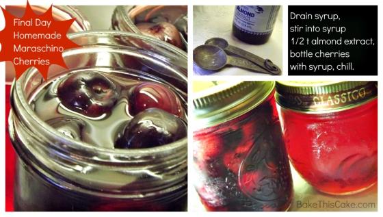 Canned Dark Cherries In Natural Juice