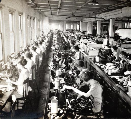 Women Working In Factories During Civil War During the civil war era