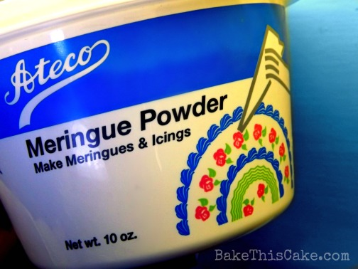 Meringue Powder for Sour Cream Cream Cheese Frossting Bake This Cake