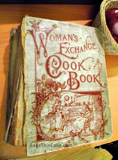 Woman's Exchange Cook 1901 Bake This Cake