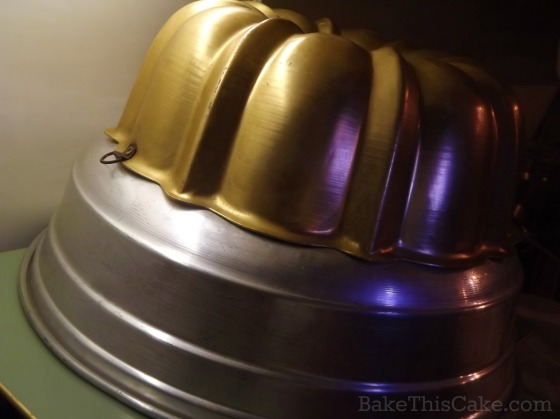 Stacking Bundt Tube Pans Bake This Cake