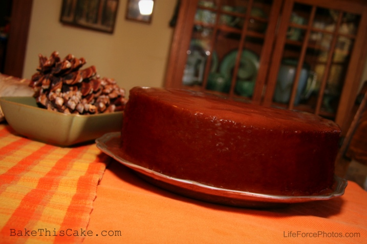 Devils Food Cake Tilt Shot River House LifeForcePhotos Bake This Cake