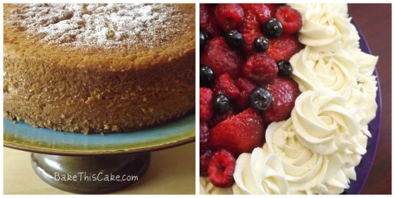 Boston Butter Sherry Cake Collage Bake This Cake