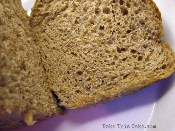 Coconut Palm Sugar Bread by Bake This Cake