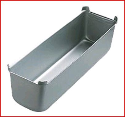 Large Loaf Pan for Pound Cake from shopbakersnook