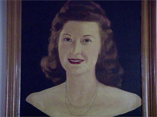 Portrait of Ethel Marian Kovach Odell