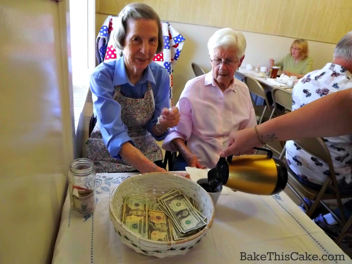 Welcome to the Snelling Community IOOF Sunday Breakfast photo by Bake This Cake