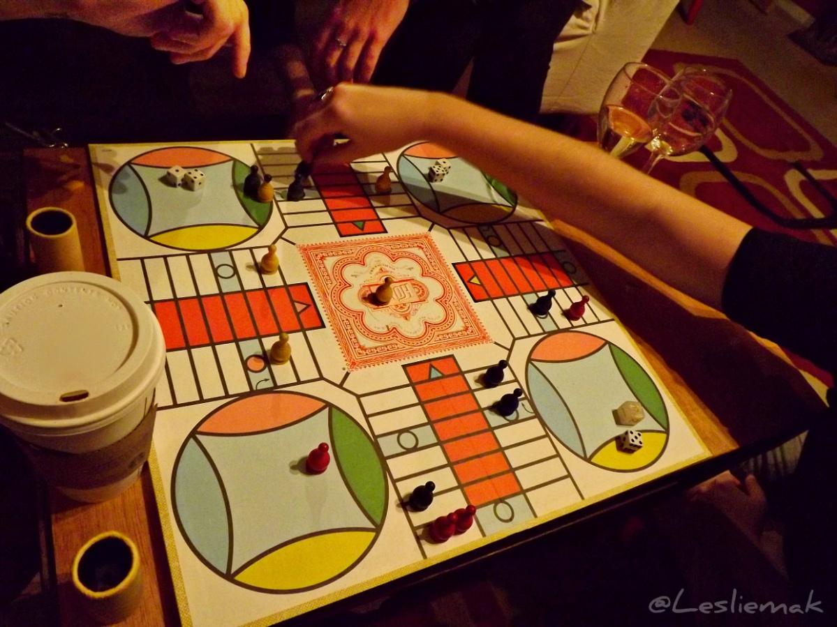 Family Board Games photo by Leslie Macchiarella