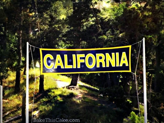 UC Berkeley California Banner by bakethiscake