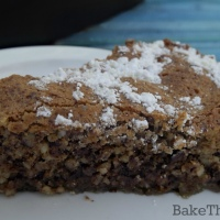 Heavenly Flourless Chocolate Almond Torte for Culinary Historians and YOU