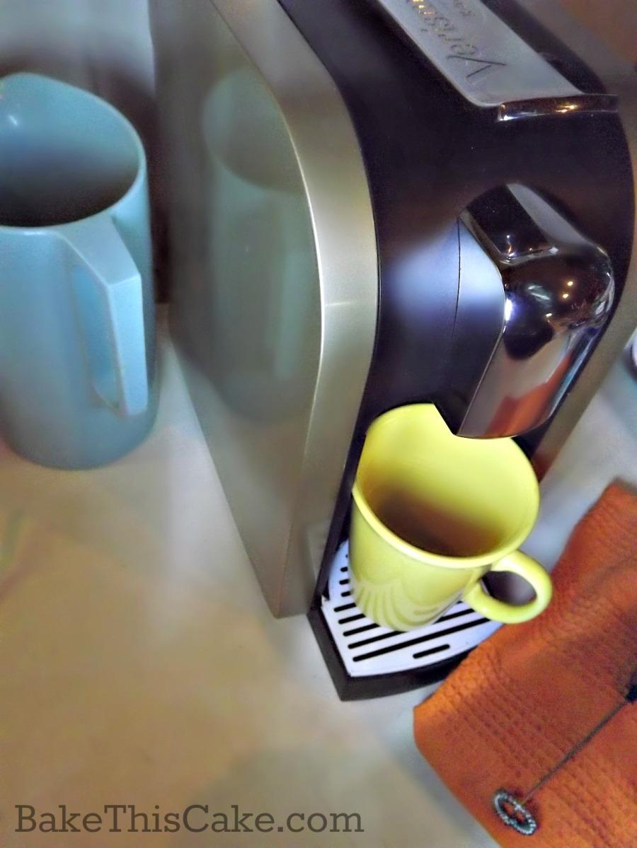 Starbucks Cappuccino Machine by bakethiscake