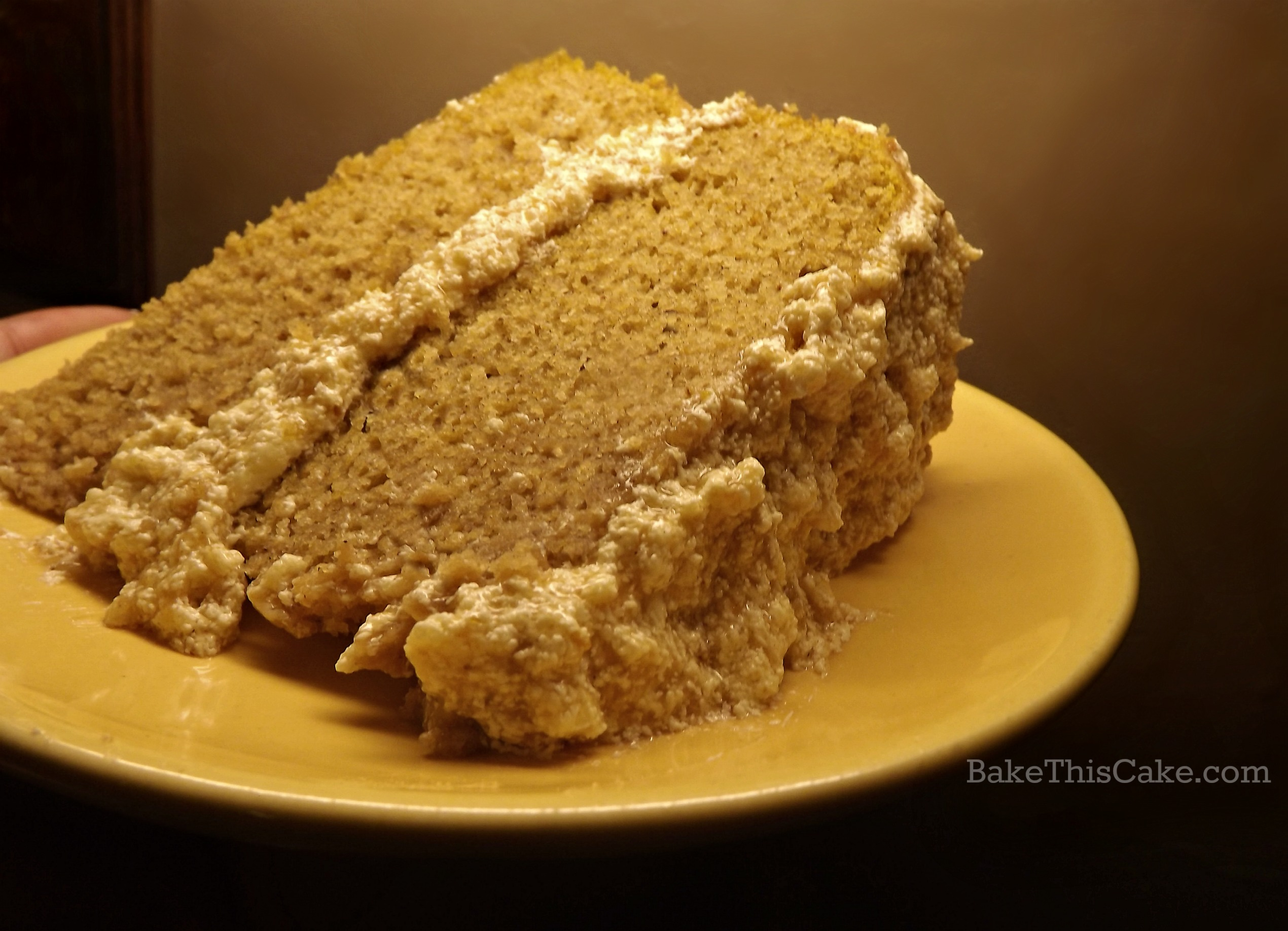 We Found Marion's History-Making Pumpkin Spice Cake