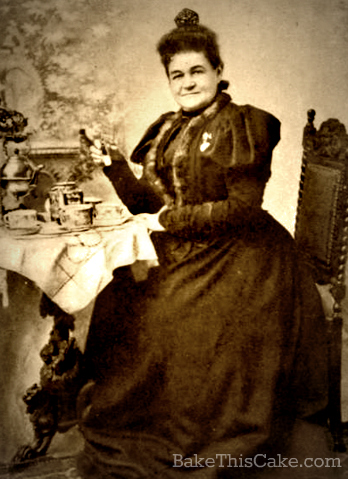 Marion Harland Mary Virginia Terhune by bakethiscake