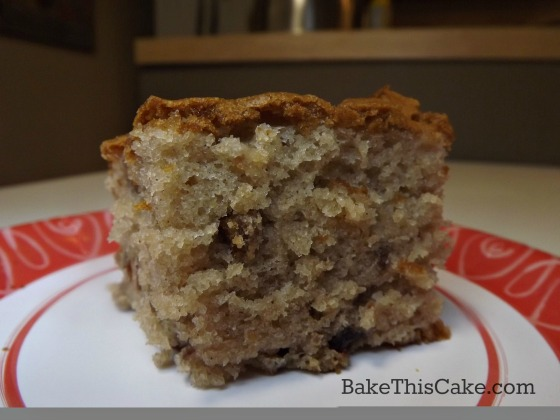 Close up of modern sweet election cake made with baking powder by bakethiscake