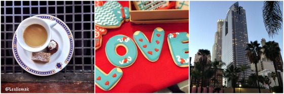Jonathan Club, Love Cookies, Downtown LA