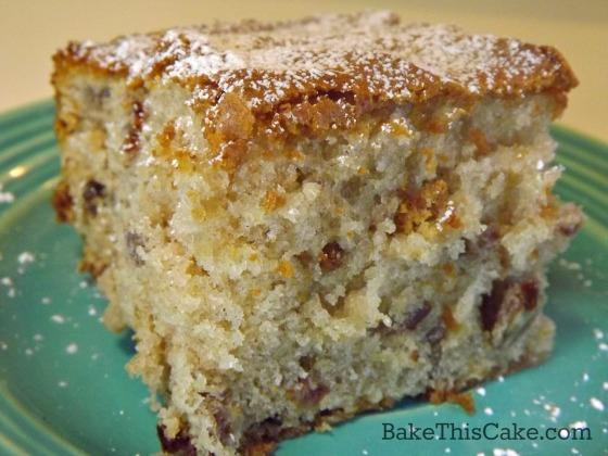 Modern Sweet Election Cake made w baking powder by bakethiscake