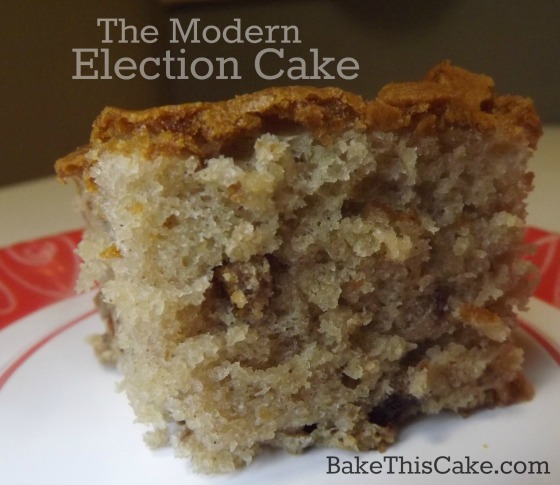 The Modern Rum No Yeast Election Cake by bakethiscake